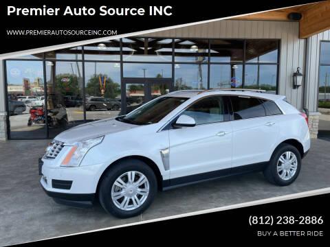 2016 Cadillac SRX for sale at Premier Auto Source INC in Terre Haute IN