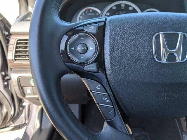 2016 Honda Accord EX-L 4dr Sedan - Gulfport MS