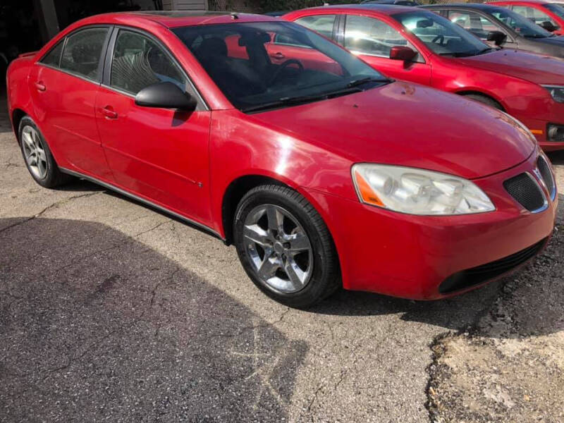 2007 Pontiac G6 for sale at Two Rivers Auto Sales Corp. in South Bend IN