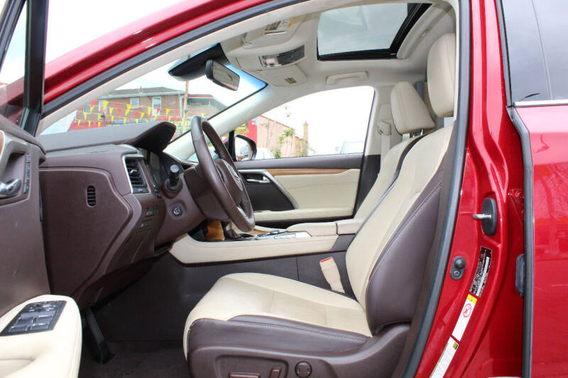 2017 Lexus RX 350 for sale at MIKEY AUTO INC in Hollis NY