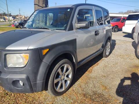 2005 Honda Element for sale at Ray Moore Auto Sales in Graham NC