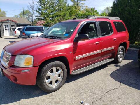 2003 GMC Envoy XL for sale at New Start Motors LLC - Crawfordsville in Crawfordsville IN