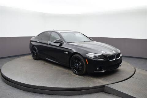 2016 BMW 5 Series for sale at M & I Imports in Highland Park IL