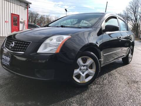 2007 Nissan Sentra for sale at Certified Auto Exchange in Keyport NJ