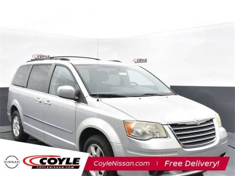 2010 Chrysler Town and Country for sale at COYLE GM - COYLE NISSAN - Coyle Nissan in Clarksville IN