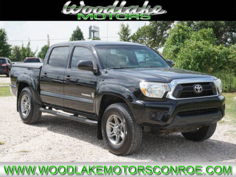 2013 Toyota Tacoma for sale at WOODLAKE MOTORS in Conroe TX