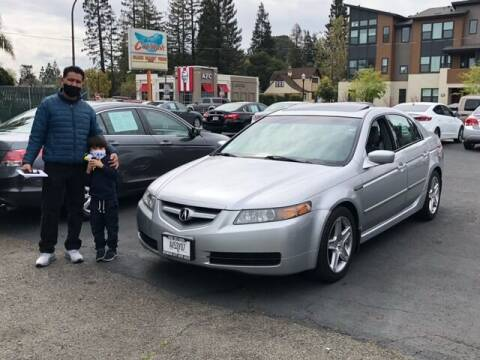 2006 Acura TL for sale at Redwood City Auto Sales in Redwood City CA
