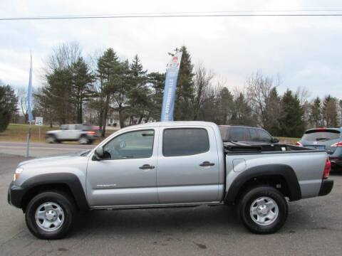 2014 Toyota Tacoma for sale at GEG Automotive in Gilbertsville PA