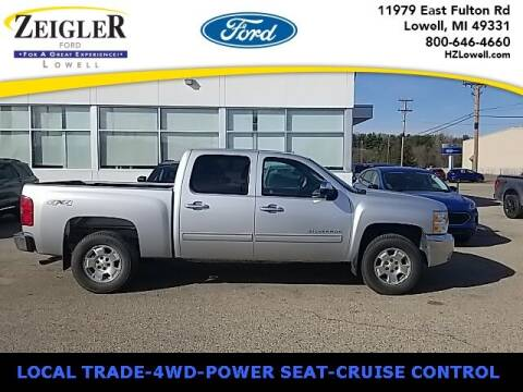 2013 Chevrolet Silverado 1500 for sale at Zeigler Ford of Plainwell- Jeff Bishop in Plainwell MI