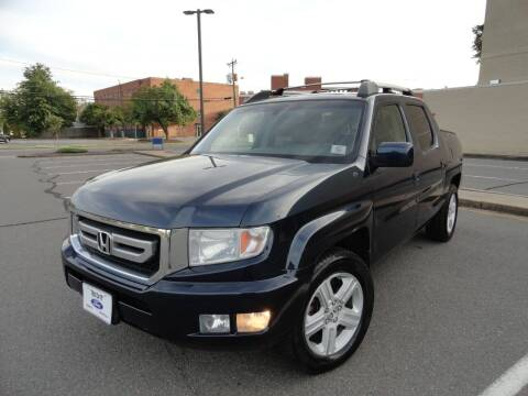 2010 Honda Ridgeline for sale at TJ Auto Sales LLC in Fredericksburg VA