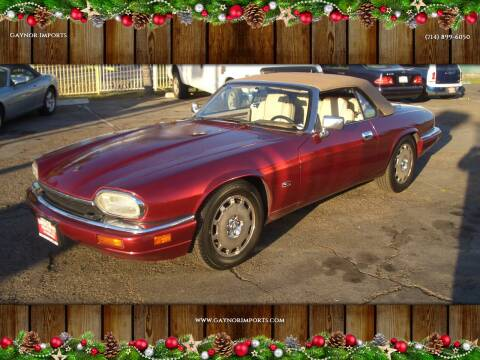 1996 Jaguar XJ-Series for sale at Gaynor Imports in Stanton CA