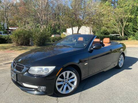 2013 BMW 3 Series for sale at Triangle Motors Inc in Raleigh NC