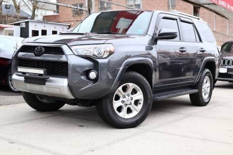 2016 Toyota 4Runner for sale at HILLSIDE AUTO MALL INC in Jamaica NY