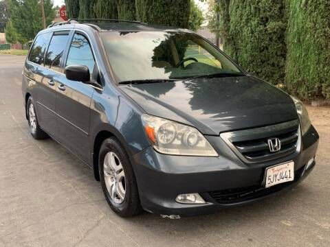 2005 Honda Odyssey for sale at River City Auto Sales Inc in West Sacramento CA