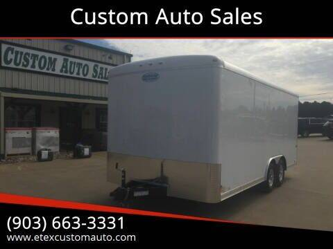 2021 Continental Cargo 8.5x18 Enclosed Trailer