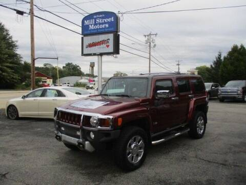 2009 HUMMER H3 for sale at Mill Street Motors in Worcester MA