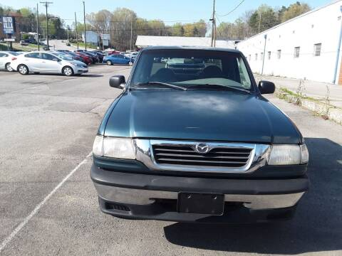 1998 Mazda B-Series Pickup for sale at Auto Villa in Danville VA