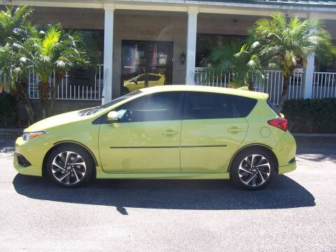 2016 Scion iM for sale at Thomas Auto Mart Inc in Dade City FL