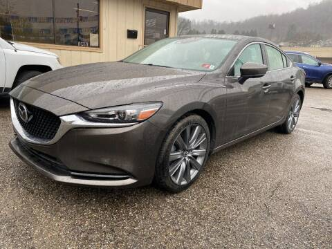 2018 Mazda MAZDA6 for sale at Matt Jones Preowned Auto in Wheeling WV