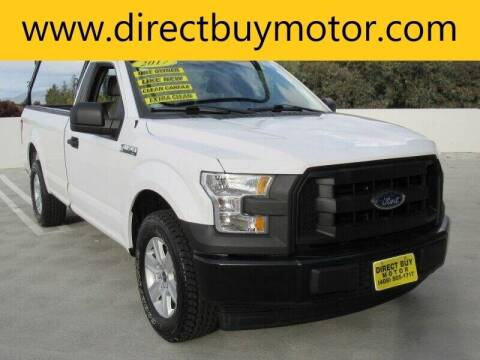 2017 Ford F-150 for sale at Direct Buy Motor in San Jose CA