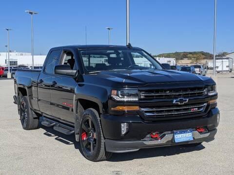 2018 Chevrolet Silverado 1500 for sale at Gandrud Dodge in Green Bay WI
