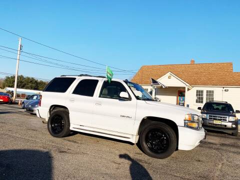 2003 GMC Yukon for sale at New Wave Auto of Vineland in Vineland NJ