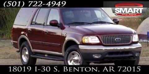 2000 Ford Expedition for sale at Smart Auto Sales of Benton in Benton AR