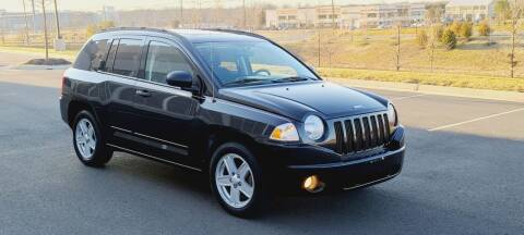 2008 Jeep Compass for sale at BOOST MOTORS LLC in Sterling VA