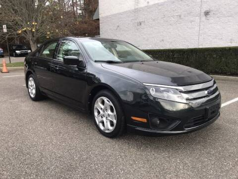 2010 Ford Fusion for sale at Select Auto in Smithtown NY