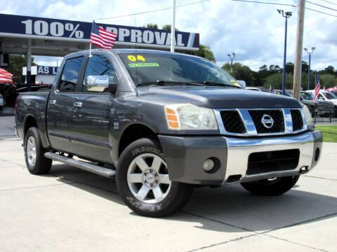 2004 Nissan Titan for sale at Orlando Auto Connect in Orlando FL