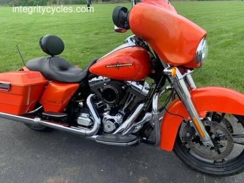 2012 Harley-Davidson Street Glide for sale at INTEGRITY CYCLES LLC in Columbus OH
