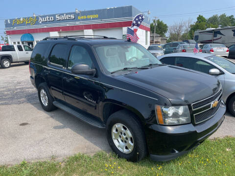 2013 Chevrolet Tahoe for sale at Peter Kay Auto Sales in Alden NY