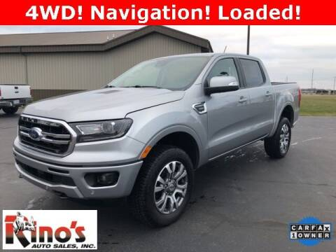 2020 Ford Ranger for sale at Rino's Auto Sales in Celina OH