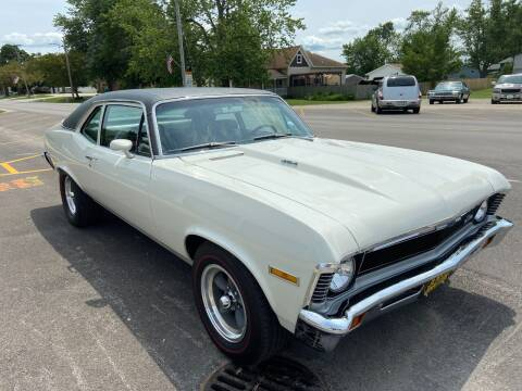 1972 Chevrolet Nova for sale at Robin's Truck Sales in Gifford IL