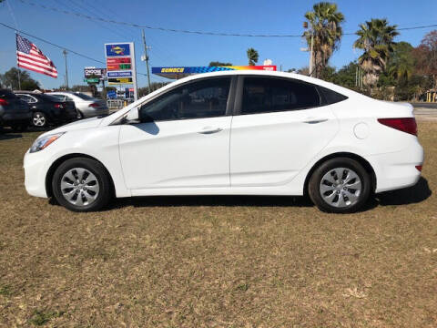 2017 Hyundai Accent for sale at Unique Motor Sport Sales in Kissimmee FL