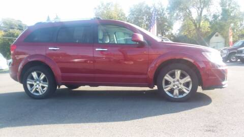 2011 Dodge Journey for sale at NJ Quality Auto Sales LLC in Richmond IL
