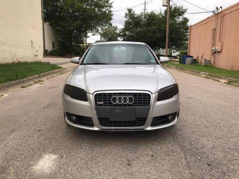2008 Audi A4 for sale at Horizon Auto Sales in Raleigh NC