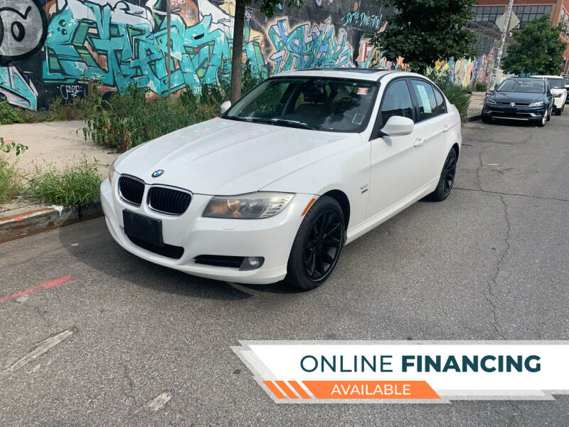 2011 BMW 3 Series for sale at Raceway Motors Inc in Brooklyn NY