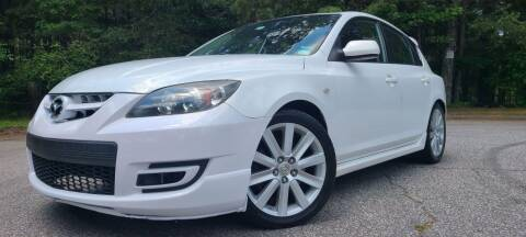 2009 Mazda MAZDASPEED3 for sale at Global Imports Auto Sales in Buford GA