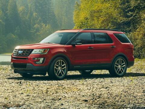 2017 Ford Explorer for sale at PHIL SMITH AUTOMOTIVE GROUP - Tallahassee Ford Lincoln in Tallahassee FL