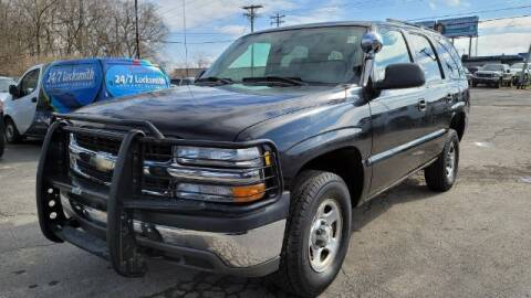 2005 Chevrolet Tahoe for sale at Tri City Auto Mart in Lexington KY