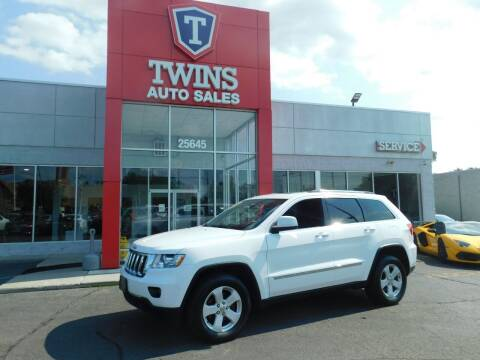 2013 Jeep Grand Cherokee for sale at Twins Auto Sales Inc Redford 1 in Redford MI