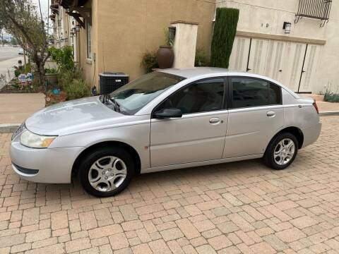2005 Saturn Ion for sale at California Motor Cars in Covina CA