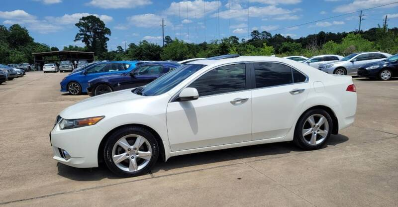 2011 Acura TSX for sale in Houston, TX