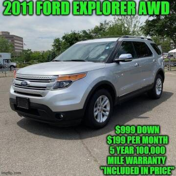 2011 Ford Explorer for sale at D&D Auto Sales, LLC in Rowley MA