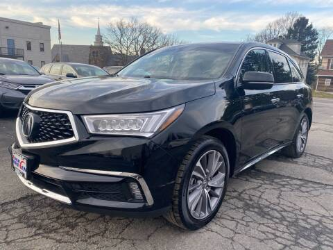 2018 Acura MDX for sale at 1NCE DRIVEN in Easton PA