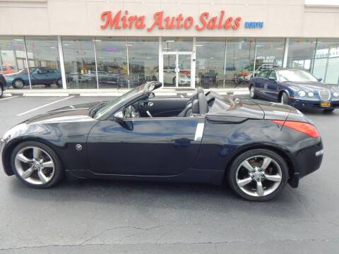 2006 Nissan 350Z for sale at Mira Auto Sales in Dayton OH