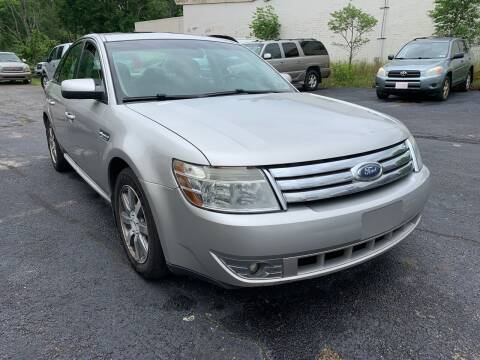 2008 Ford Taurus for sale at Boardman Auto Mall in Boardman OH