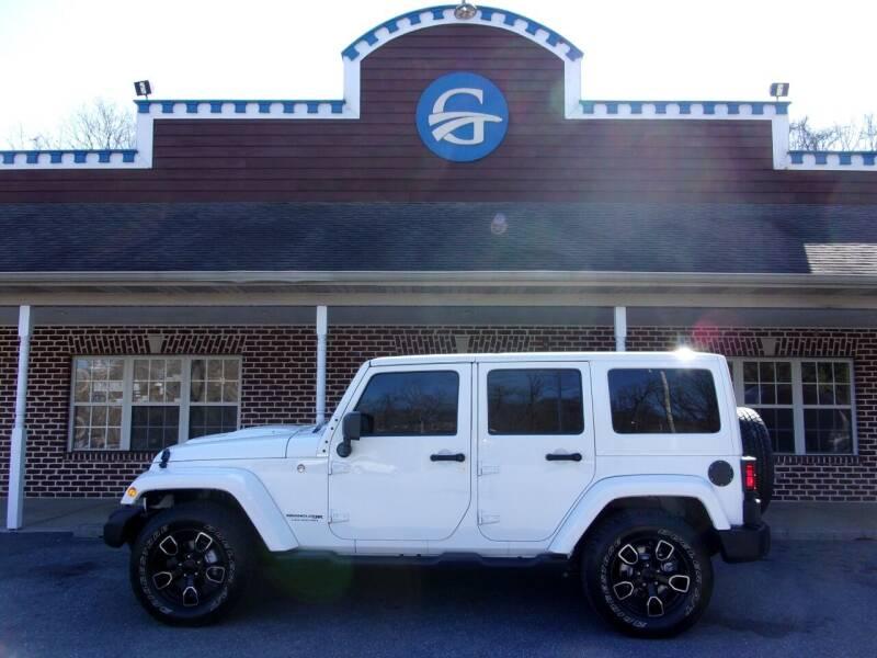 2018 Jeep Wrangler JK Unlimited for sale at Gardner Motors in Elizabethtown PA