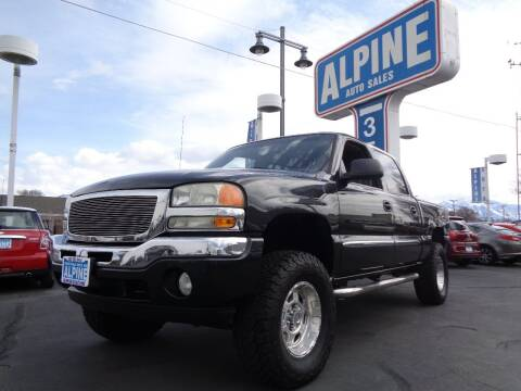 2005 GMC Sierra 1500 for sale at Alpine Auto Sales in Salt Lake City UT